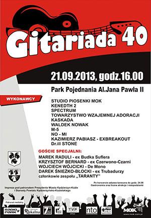 plakatGitariada2013