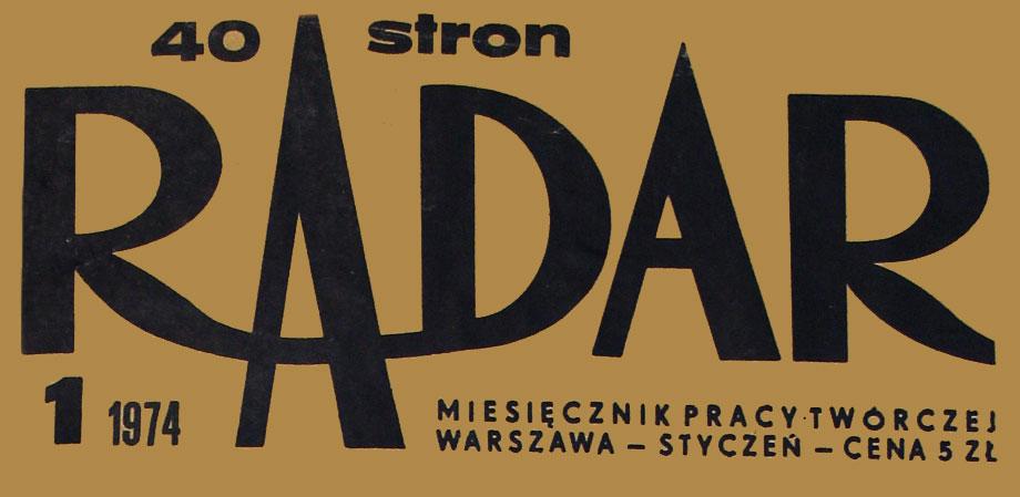 Radar40