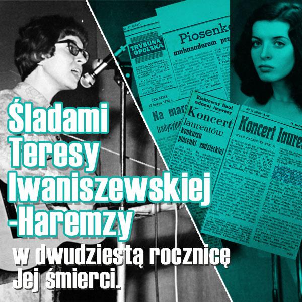 Śladami Teresy Iwaniszewskiej-Haremzy